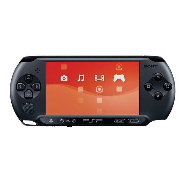 Sony PSP Street, charcoal black