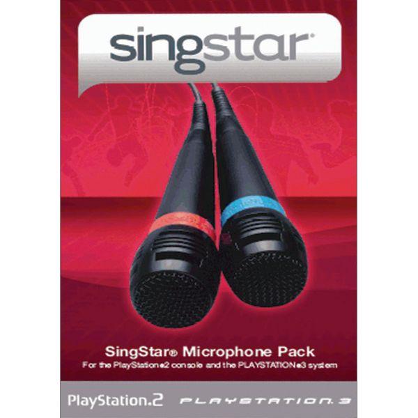 Sony SingStar Microphone Pack [SCEH-0001] - BAZÁR (použitý tovar)