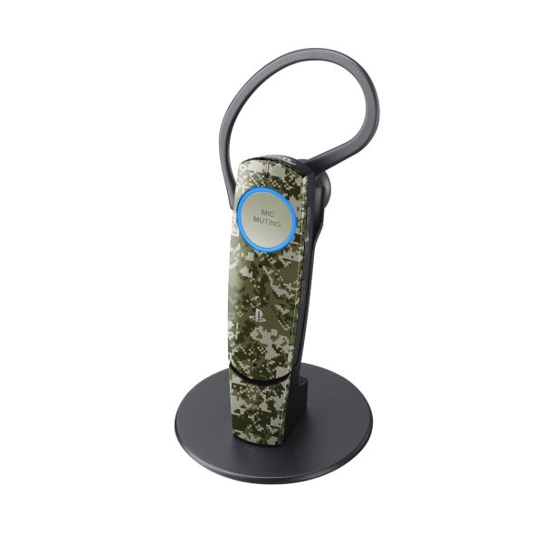 Sony Wireless Bluetooth Headset, urban camouflage