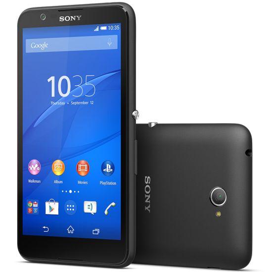 Sony Xperia E4- E2105, Black- Trieda C - použité, záruka 12 mesiacov