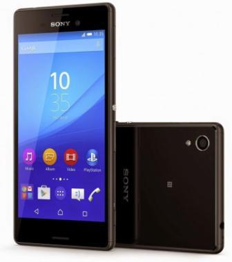 Sony Xperia M4 Aqua - E2303   Black, Trieda C - použité, záruka 12 mesiacov