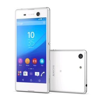 Sony Xperia M5 - E5603, 16GB   White - rozbalené balenie