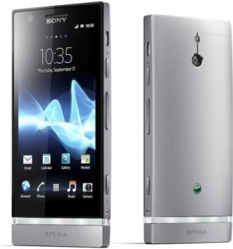 Sony Xperia P - LT22, 16GB | Silver, Trieda C - použité, záruka 12 mesiacov