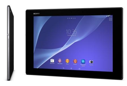 Sony Xperia Tablet Z2, 3G, 16GB | Black, Trieda B - použité, záruka 12 mesiacov