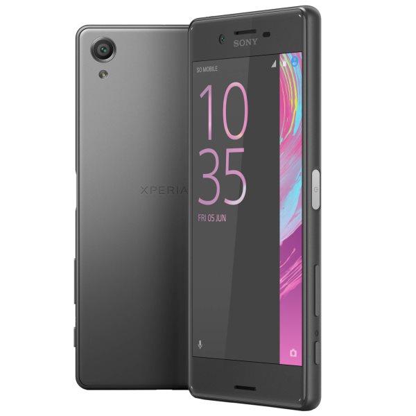 Sony Xperia X - F5121, 32GB, Black - SK distribúcia