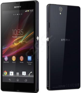 Sony Xperia Z - C6603, 16GB | Black, Trieda C - použité, záruka 12 mesiacov