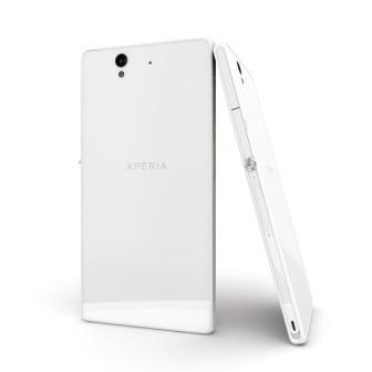 Sony Xperia Z - C6603, 16GB | White, Trieda C - použité, záruka 12 mesiacov