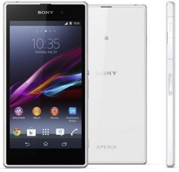 Sony Xperia Z1 - C6903, 16GB | White, Trieda C - použité, záruka 12 mesiacov