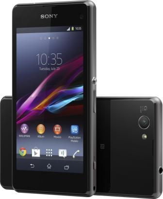 Sony Xperia Z1 Compact - D5503, 16GB   Black, Trieda D - použité, záruka 12 mesiacov