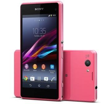 Sony Xperia Z1 Compact - D5503, 16GB   Pink, Trieda C - použité, záruka 12 mesiacov