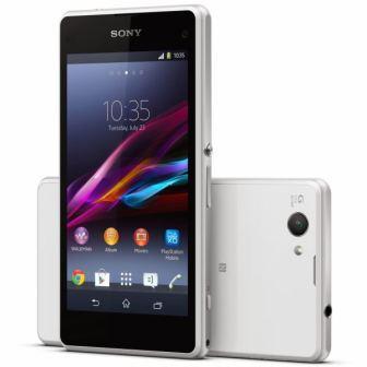 Sony Xperia Z1 Compact - D5503, 16GB | White, Trieda B - použité, záruka 12 mesiacov