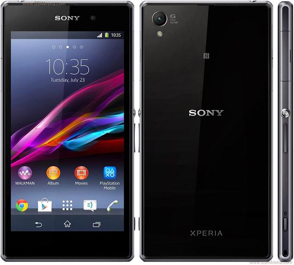 Sony Xperia Z1, Purple, Trieda C - BAZÁR (použitý tovar , zmluvná záruka 12 mesiacov)