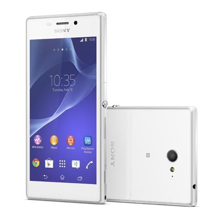 Sony Xperia Z2 - D6503, 16GB | White, Trieda B - použité, záruka 12 mesiacov