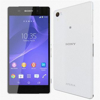 Sony Xperia Z2 - D6503, 16GB | White, Trieda C - použité, záruka 12 mesiacov