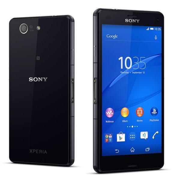 Sony Xperia Z3 Compact - D5803, 16 GB, Black, trieda B- BAZÁR (použitý tovar , zmluvná záruka 12 mesiacov)