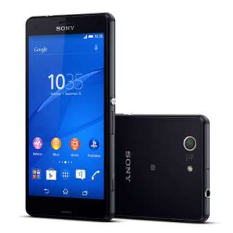 Sony Xperia Z3 Compact - D5803, 16GB | Black - nový tovar, neotvorené balenie