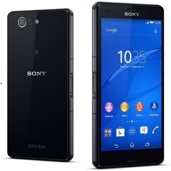 Sony Xperia Z3 Compact - D5803, 16GB   Black, Trieda A - použité, záruka 12 mesiacov