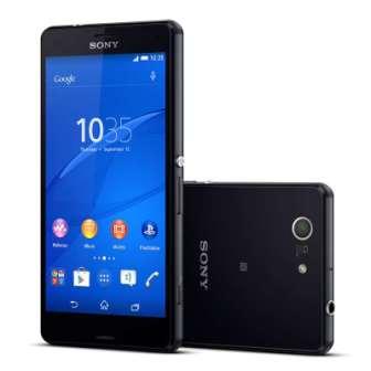 Sony Xperia Z3 Compact - D5803, 16GB | NEFUNGUJE ZADNÁ KAMERA | Black, Trieda C - použité, záruka 12 mesiacov