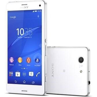 Sony Xperia Z3 Compact - D5803, 16GB | White, Trieda B - použité, záruka 12 mesiacov