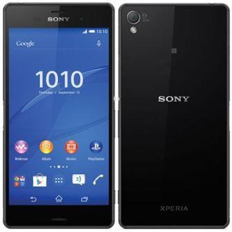 Sony Xperia Z3 - D6603, 16GB   Black, Trieda A - použité, záruka 12 mesiacov