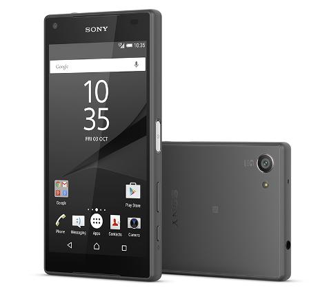 Sony Xperia Z5 Compact - E5823, 32GB | Black, Trieda B - použité, záruka 12 mesiacov