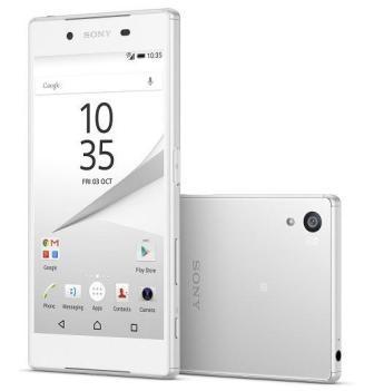 Sony Xperia Z5 Compact - E5823, 32GB | White, Trieda A - použité, záruka 12 mesiacov
