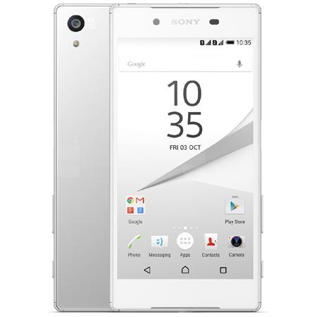 Sony Xperia Z5 - E6653, 32GB | White, Trieda A - použité, záruka 12 mesiacov