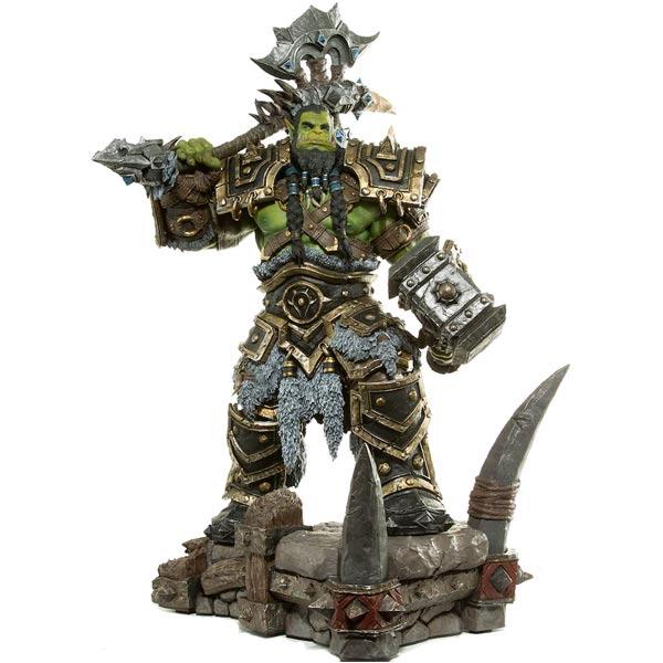 Soška Warchief Thrall Premium (World of Warcraft)