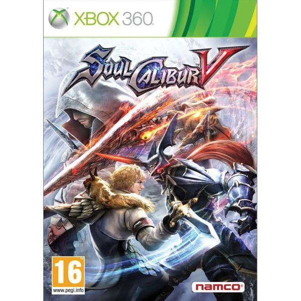 SoulCalibur 5 XBOX 360