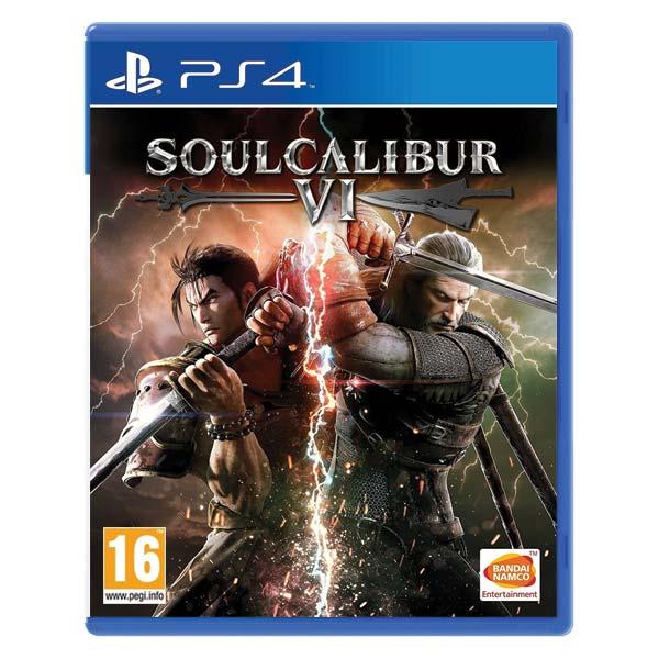 Soulcalibur 6 [PS4] - BAZÁR (použitý tovar)