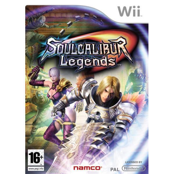 SoulCalibur Legends