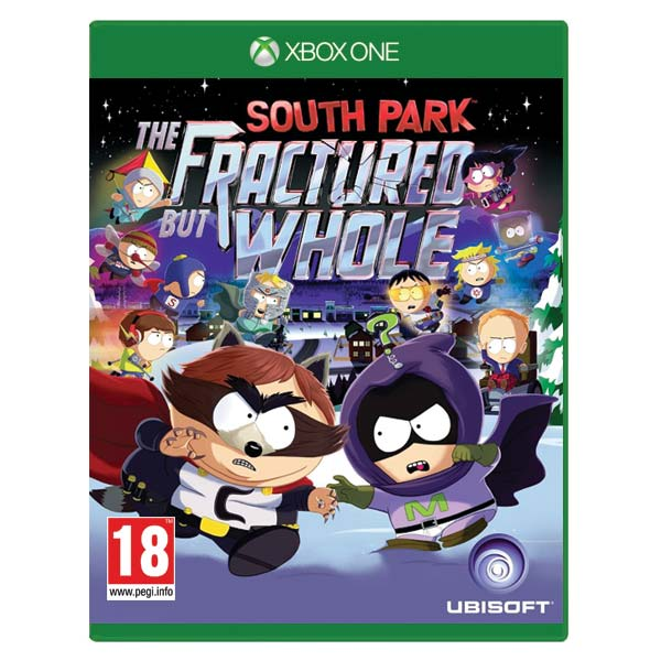 South Park: The Fractured but Whole (Collector's Edition)