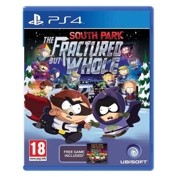 South Park: The Fractured but Whole [PS4] - BAZÁR (použitý tovar)