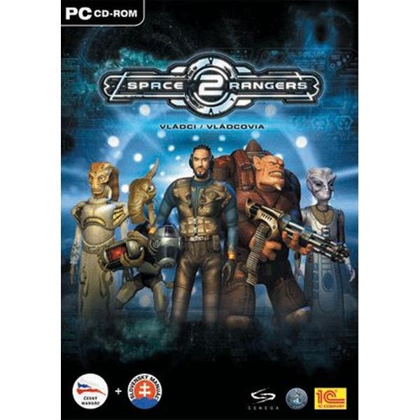 Space Rangers 2: Vládcovia