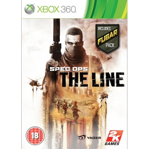 Spec Ops: The Line (Fubar Edition) XBOX 360