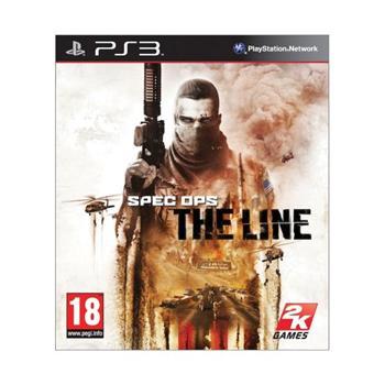 Spec Ops: The Line-PS3 - BAZÁR (použitý tovar)