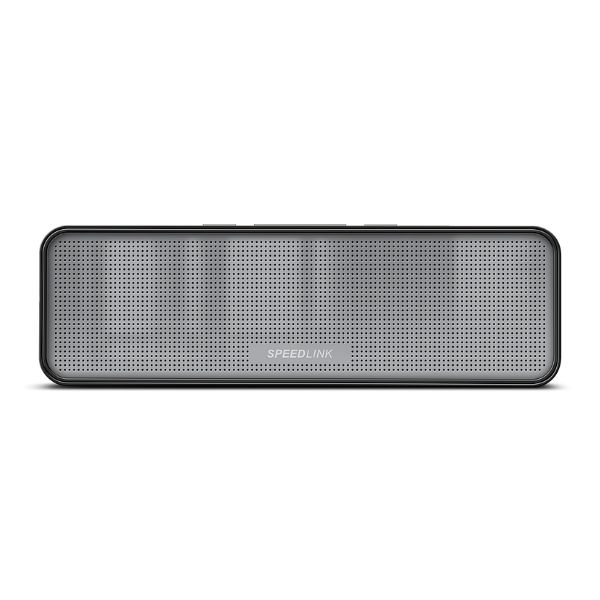 Speed-Link Amparo Portable Stereo Speaker Bluetooth, black
