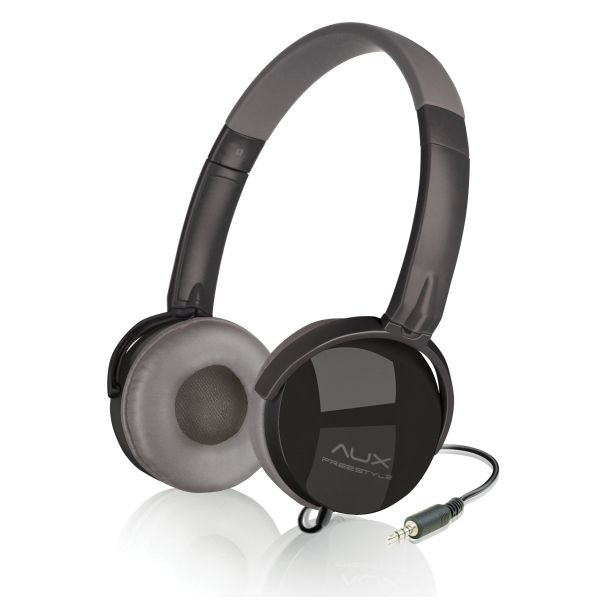 Speed-Link Aux Freestyle Stereo Headset, black-grey
