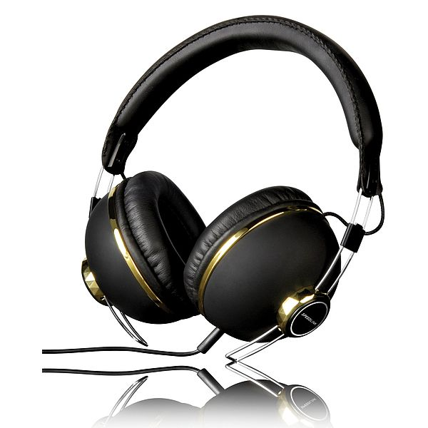 Speed-Link Bazz Stereo Headset, black-gold