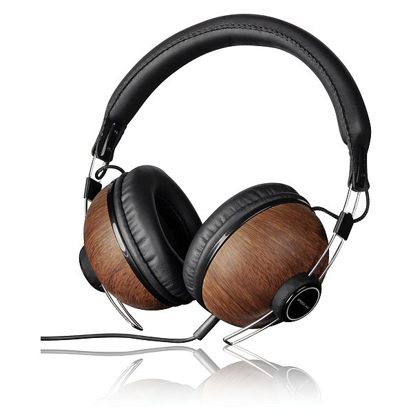 Speed-Link Bazz Stereo Headset, wood