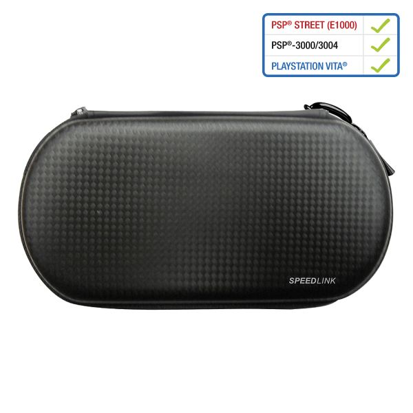 Speed-Link Caddy Protection Case, carbon-black