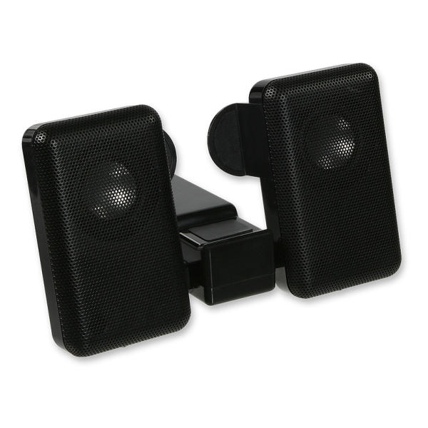 Speed-Link Compact MP3 Speakers, black