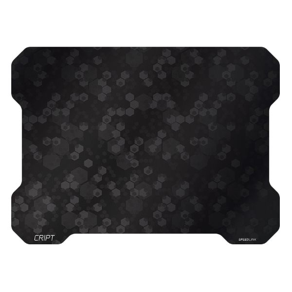 Speed-Link Cript Ultra Thin Gaming Mousepad, black