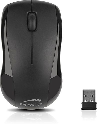 Speed-Link Jigg Mouse wireless, black