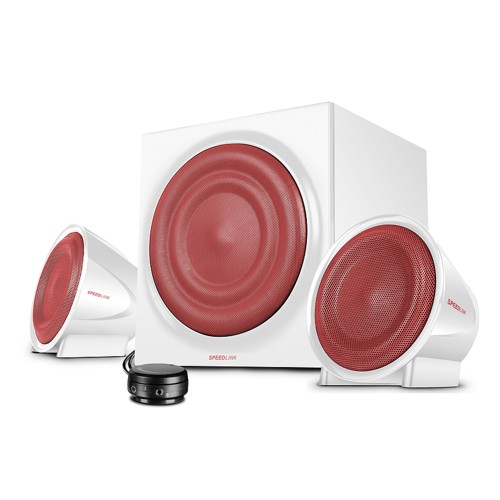 Speed-Link Jugger 2.1 Subwoofer System, white