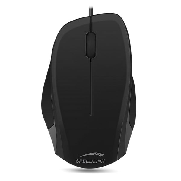 Speed-Link Ledgy Mouse wired, black-black