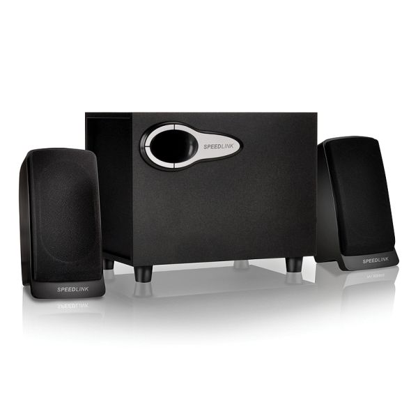 Speed-Link Mace 2.1 Subwoofer System, black