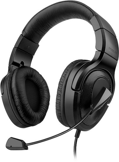 Speed-Link MEDUSA 5.1 True Surround Headset - USB, black