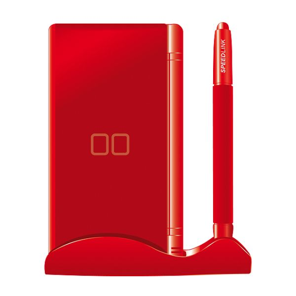 Speed-Link NOX Touch & Store for NDS Lite, red