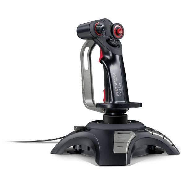 Speed-Link Phantom Hawk Flightstick, black